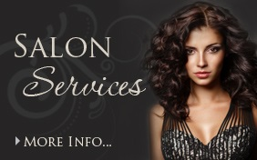 salon services homepage